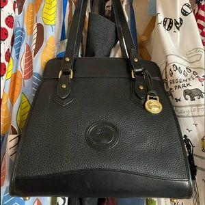 Vintage Dooney & Bourke Leather Handbag
